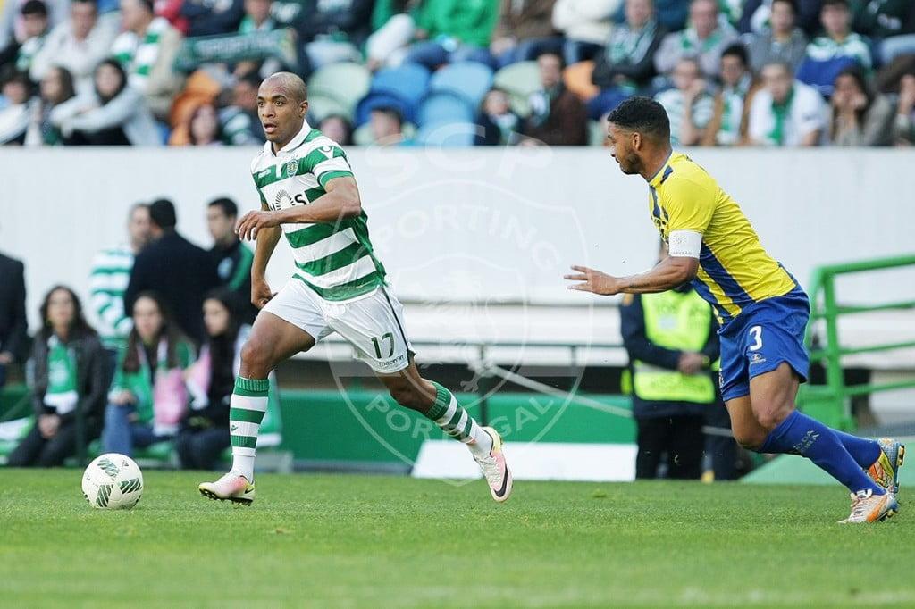 Jogadores com a classe de João Mário são verdadeiramente predestinados Fonte: Sporting CP