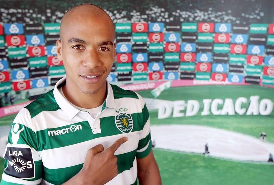 A falta de João Mário ainda é sentida em Alvalade. Fonte: Sporting CP