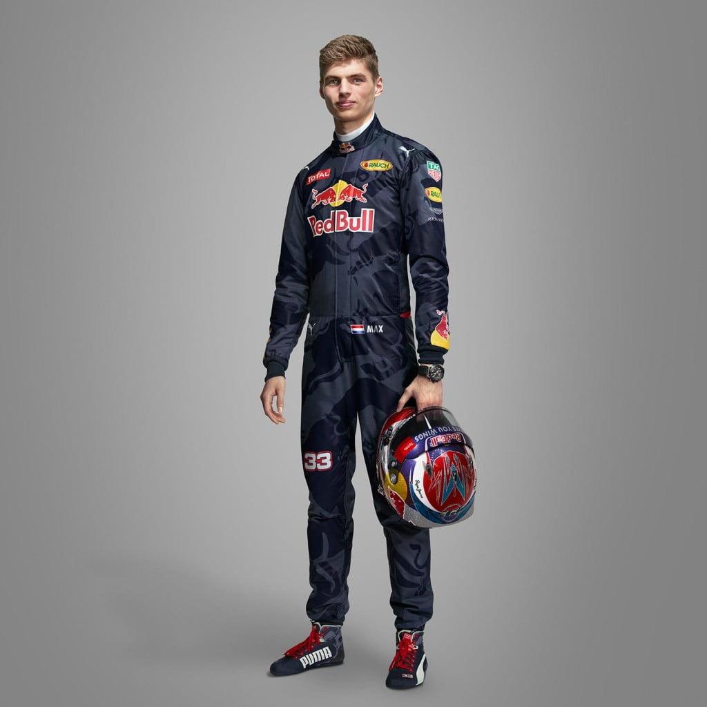 O mais jovem vencedor de sempre! Fonte: Red Bull
