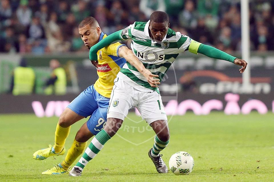 William Carvalho cedo conquistou as bancadas de Alvalade Fonte: Sporting CP