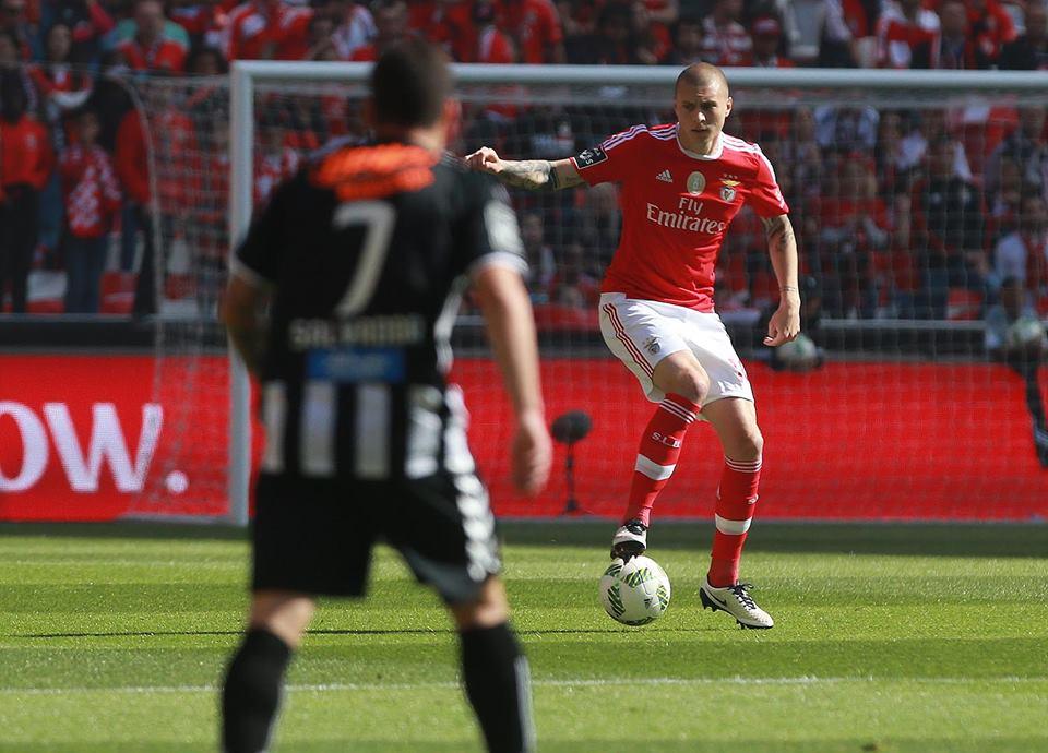 A busca pelo sucessor de Luísão terminou no Seixal Fonte: SL Benfica