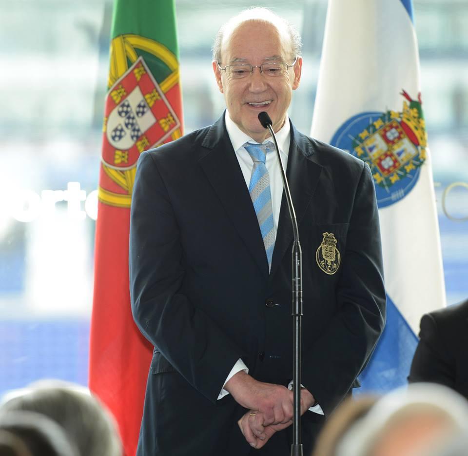 Pinto da Costa, o líder da nação azul e branca