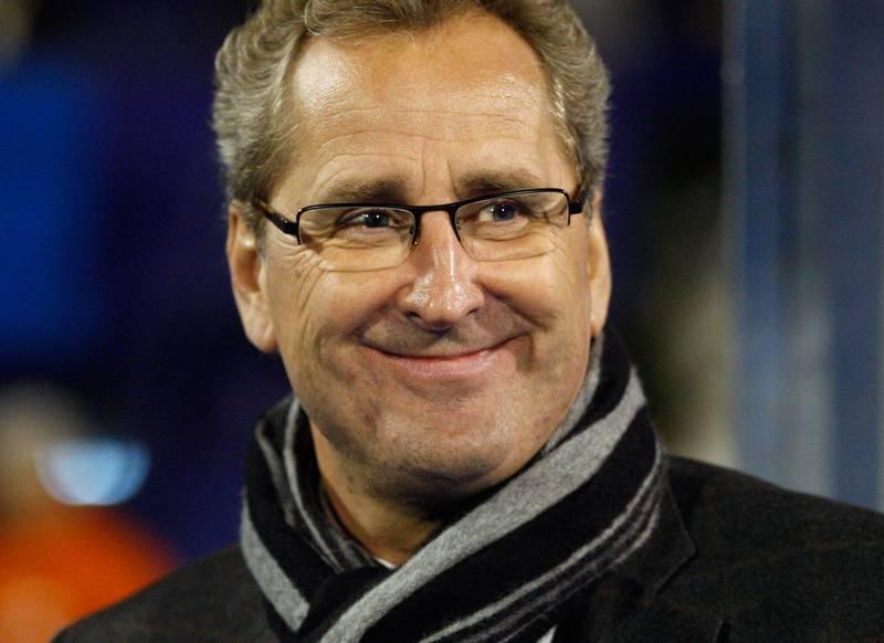 Erik Hamrén colocou novamente a Suécia numa fase final de um Europeu Fonte: Uefa