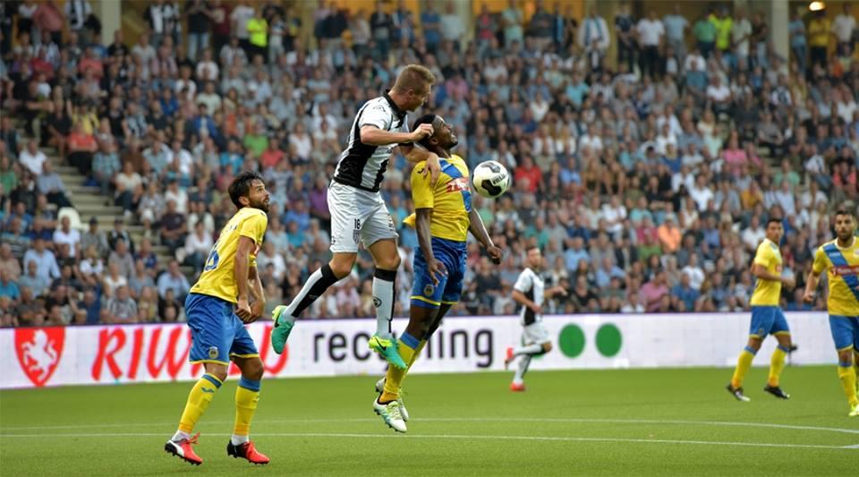 Um resultado positivo para o Arouca FC na estreia na Liga Europa Fonte: Heracles