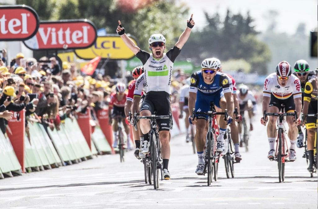 Cavendish renasceu dos mortos e ganhou quatro etapas Fonte: Tour de France