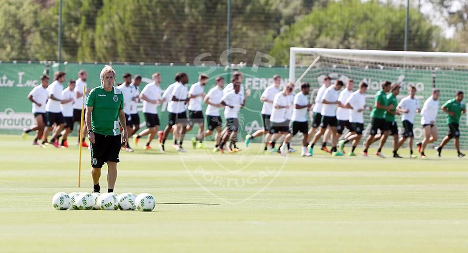 Um dos poucos jornais em que se pode confiar Fonte: Sporting CP
