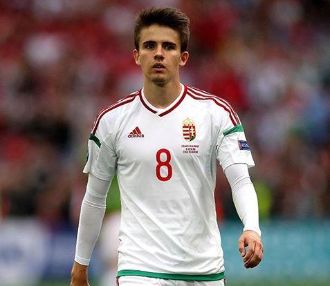 O Benfica pode ser o próximo clube do talentoso húngaro Fonte: Facebook de Nagy