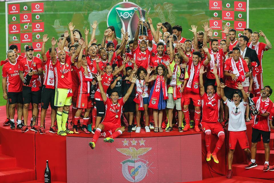 Mais um troféu para o Museu Cosme Damião Fonte: SL Benfica