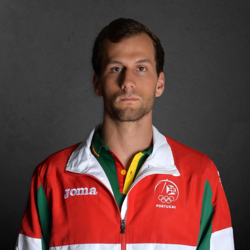 Diogo Abreu estreia-se hoje nos Jogos Olímpicos Fonte: COP