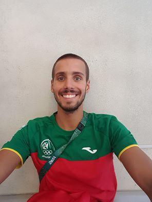 Rui Bragança é a grande esperança do dia Fonte: Rui Bragança