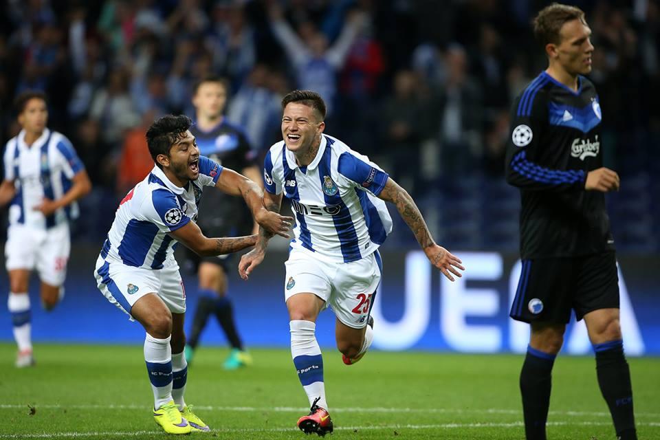 O FC Porto não foi além de um empate na estreia na Champions Fonte: FC Porto