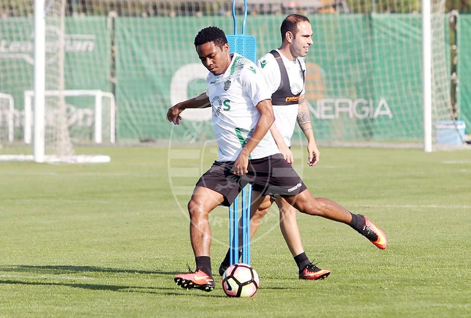 Elias vai ter agora uma grande oportunidade para se afirmar Fonte: Sporting CP