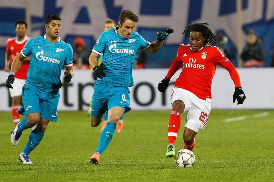 Renato tem sido obrigado a crescer depressa demais Fonte: SL Benfica