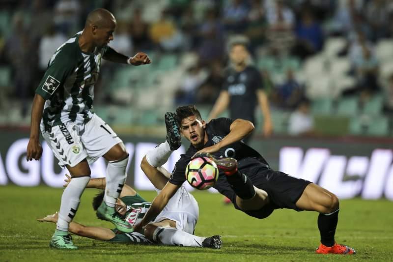 André Silva é o homem-golo do FC Porto Fonte: FC Porto