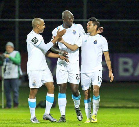 Um tridente de Luxo Fonte: FC Porto