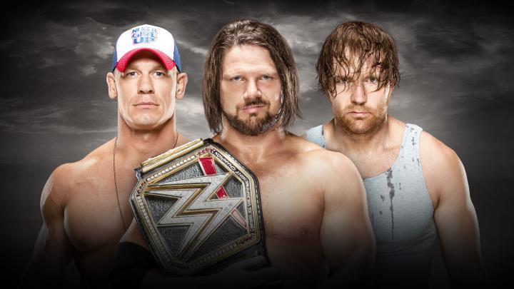 Fonte: WWE