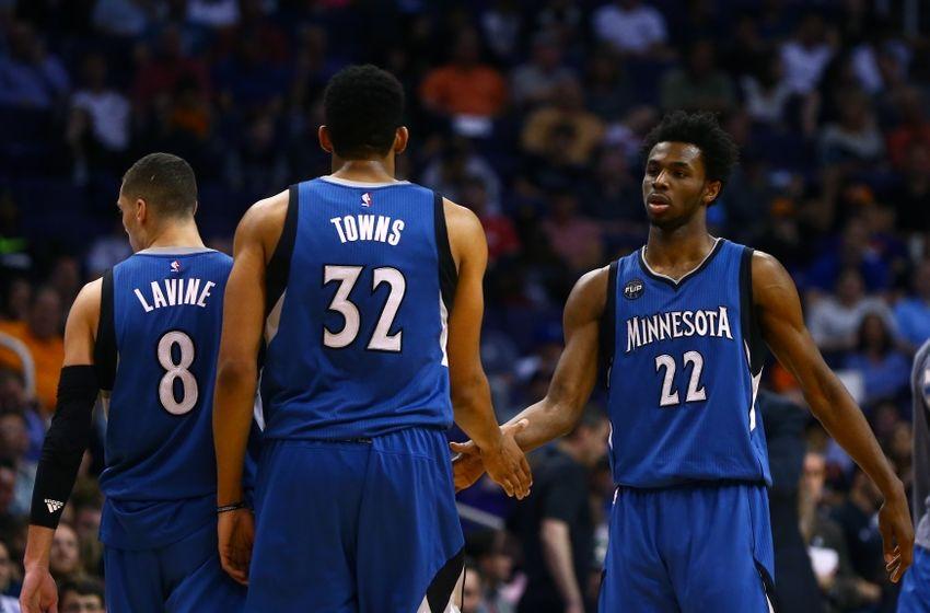 Os Wolves vão tentar regressar aos playoff Fonte: hoopshabit.com