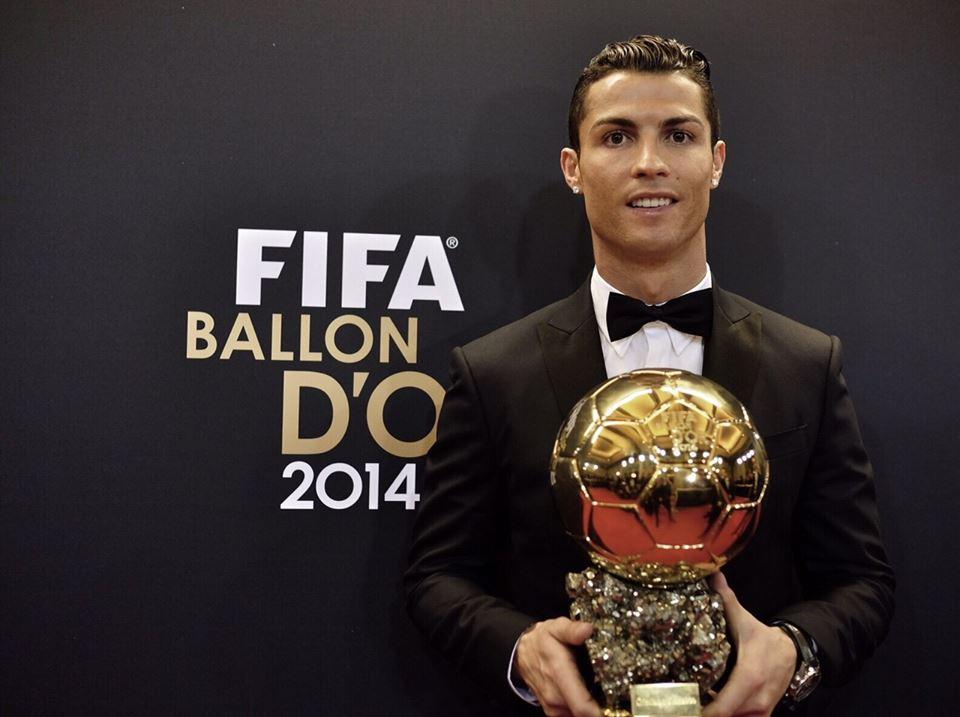 Cristiano Ronaldo é o expoente máximo da formação leonina Fonte: Facebook Oficial de Cristiano Ronaldo