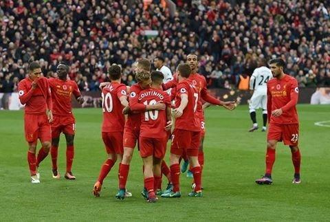 Anfield Road está apaixonado por esta equipa. Fonte: Liverpool FC