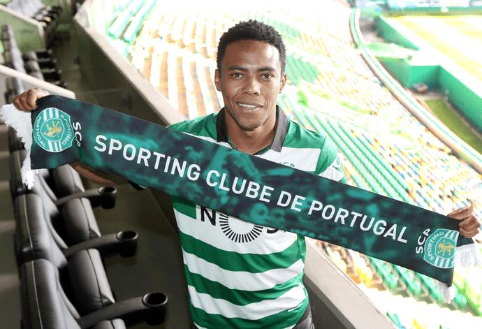 """Elias, tem sido um """"patinho feio"""" em Alvalade, mas tem que ter mais vontade, garra e querer! Fonte: Globoesporte.com"""