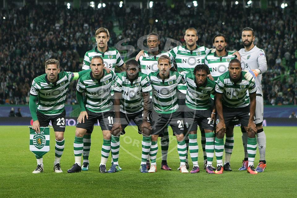 A turma leonina vai ter um mês de dezembro bastante complicado e preenchido Fonte: Sporting CP