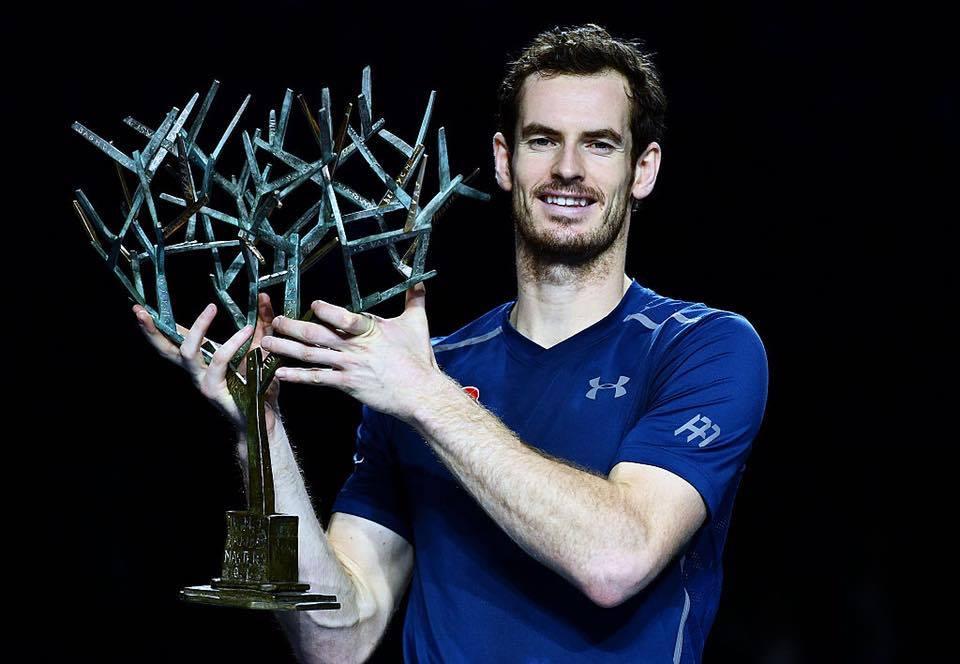 Murray tem estado ao mais alto nível Fonte: Andy Murray