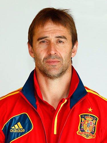 Depois dos sub21, conseguirá Lopetegui ter sucesso na selecção principal? Fonte: Federação Espanhola de Futebol