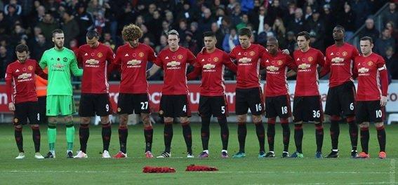 Faltará união a este... United? Fonte: Manchester United