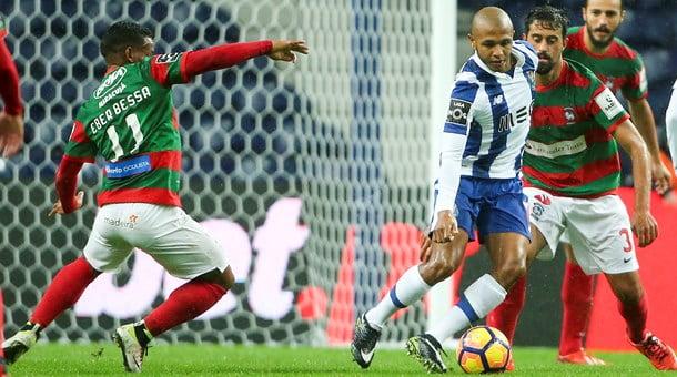 O regresso de Brahimi pode ser uma boa notícia para NES Fonte: FC Porto