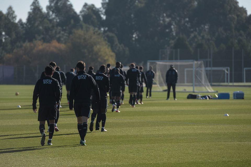 É preciso trabalhar muito para atingir os objetivos Fonte: FC Porto