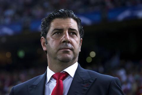 Mudará Rui Vitória a táctica? Fonte: UEFA