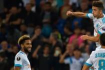 Olympique de Marselha 2-1 Vitória SC: Boa entrada não foi suficiente