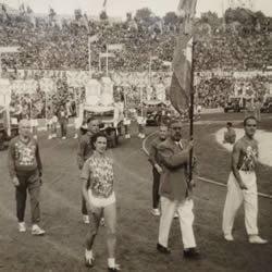 Primeira corrida de São Silvestre organizada pelo Clube Fonte: CF Os Belenenses