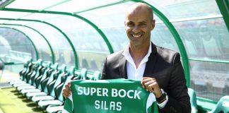 Silas tem um discurso positivo, uma boa comunicação – como se viu no discurso que realizou hoje em Alvalade – e é um treinador sem medo.
