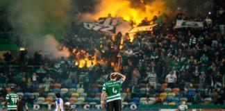 emprestar jogos Sporting CP