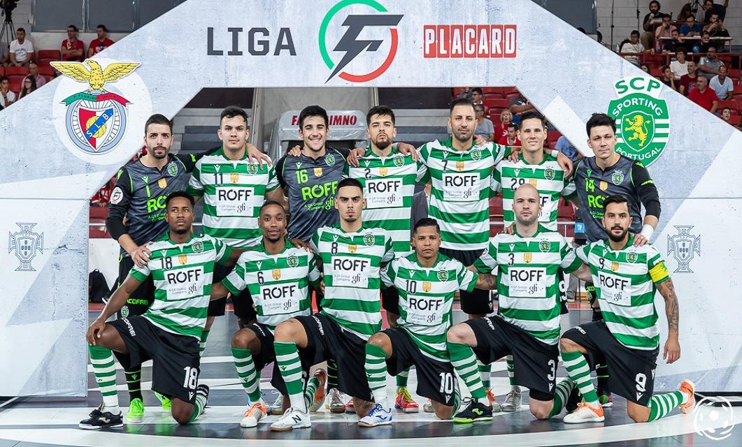 Estará o futsal do Sporting a perder força?