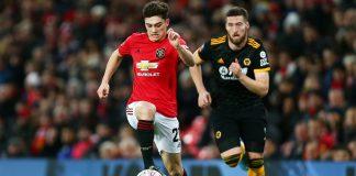 Depois do nulo no Molineux, Manchester United e Wolverhampton Wanderers reencontraram-se em Old Trafford para definir quem passava na Taça.