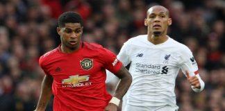 Quanto ao Manchester United, é em tudo diferente no que à regularidade do Liverpool diz respeito. Têm-se mostrado ao longo da época uma equipa muito passiva