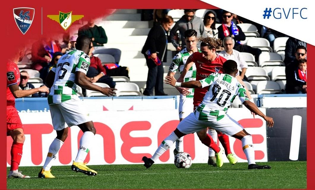 Num jogo entre equipas que competem pela manutenção e que lutam com unhas e dentes por todos os pontos, o Gil Vicente FC aparecia como favorito.