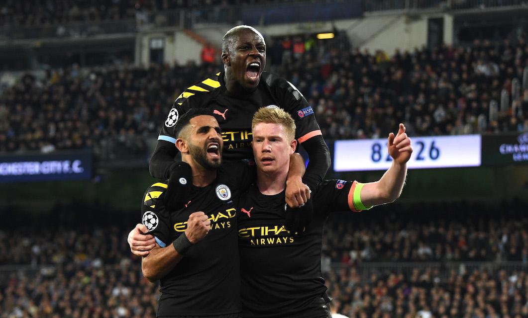 confronto esse que sorriu ao técnico espanhol na sequência do triunfo do Manchester City FC por 1-2 diante do Real Madrid CF (e com direito a remontada!)