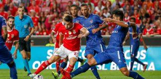 Pizzi tem sido uma das figuras mais desinspiradas nos últimos jogos do SL Benfica, acabando por funcionar como um reflector da realidade.