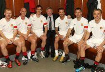 O Manchester United FC é um dos clubes com mais sucesso desde o início deste século e o grande responsável por isso é o mítico Sir Alex Ferguson