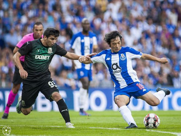 O que se passou com Shoya Nakajima? O enredo entre o nipónico e o FC Porto. Mas quem esteve mal afinal? FC Porto ou Nakajima?