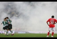 jogo Sporting Benfica Taça de Portugal