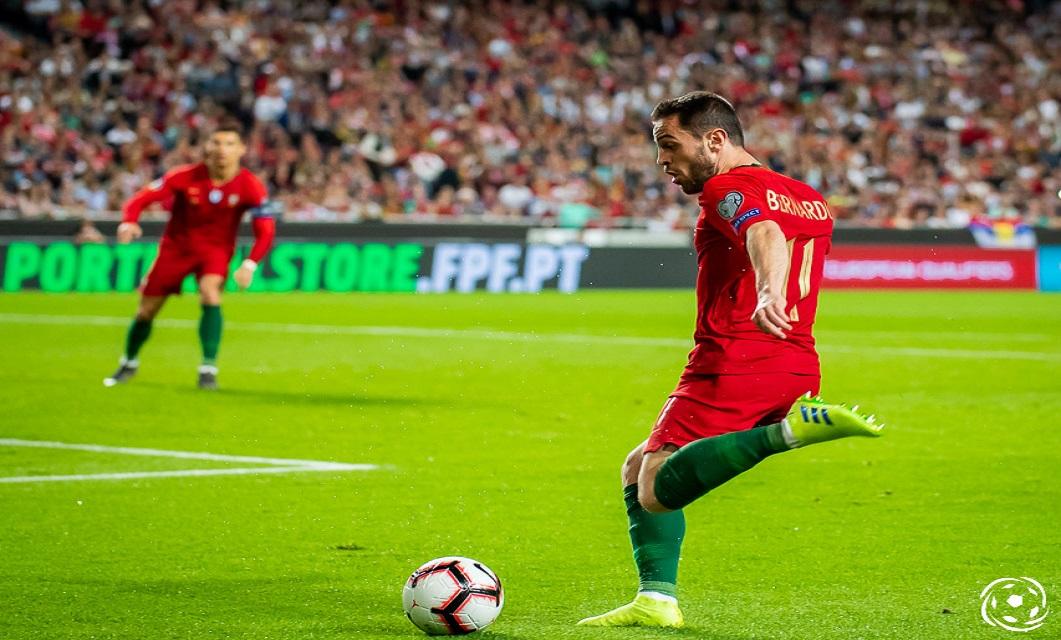 Bernardo nunca foi aposta no SL Benfica