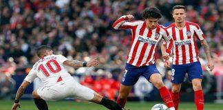 joão félix na Liga Espanhola