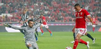 Na segunda jornada pós-regresso à competição,o SL Benficadefronta o Portimonense SC, tentando fazer esquecer o empate na Luz frente ao CD Tondela.