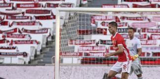 Julian Weigl tem sido um dos melhores jogadores da equipa do SL Benfica no regresso do campeonato e começa a justificar os 20 milhões investidos em si.