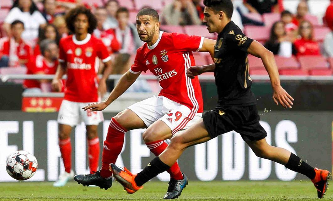 SL Benfica e Vitória SC defrontam-se no Estádio da Luz esta terça feira, pelas 21h30, numa partida a contar para a 32ª jornada da Primeira Liga.