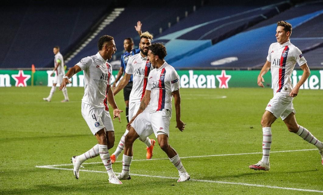 Duas grandes equipas, das melhores da Europa, e a sorte que sorriu a um Paris Saint-Germain que nunca baixou os braços